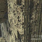 Labyrinth Dimensions 666 Art Print