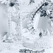Ladies Dressing Table Art Print