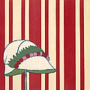 Ladies Hat, From Les Robes De Paul Art Print