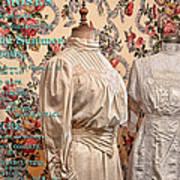 Ladies' Wear Art Print