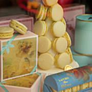 Laduree Macarons Art Print