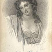 Lady Emma Hamilton Art Print