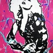 Lady Gaga Art Print by Venus