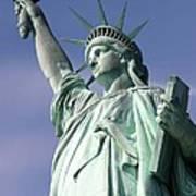 Lady Liberty 01 Art Print