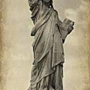 Lady Liberty No 11 Art Print
