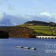 Ladybower Reservoir Art Print