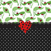 Ladybug Special Art Print