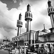 Lagos Central Mosque Art Print