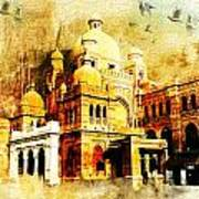 Lahore Museum Art Print by Catf