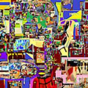 Lail Haseder Gimel 5 Art Print