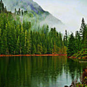 Lake 5 Art Print