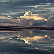 Lake Abert 12 Art Print