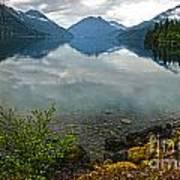 Lake Crescent - Washington - 04 Art Print