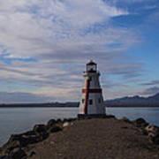 Lake Havasu Lighthouse Art Print
