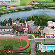 Lake Highland Preparatory School Art Print