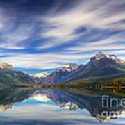 Lake Macdonald Art Print