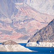 Lake Mead National Recreation Area Art Print