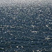 Lake Michigan Sparkling Water Art Print