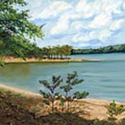 Lake Ouachita Art Print