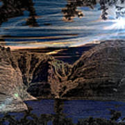 Lake Powell Utah Art Print