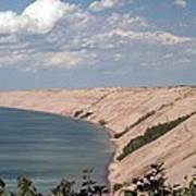 Lake Superior Dunes Art Print