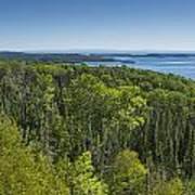 Lake Superior Grand Portage 3 Art Print