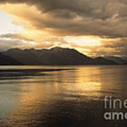 Lake Todos Los Santos Chile Art Print