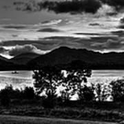 Lakes Of Killarney - County Kerry - Ireland Art Print