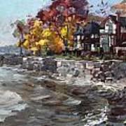 Lakeshore Mississauga Art Print