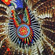 Lakota Feather Dance Art Print