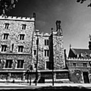 lambeth palace library London England UK Art Print