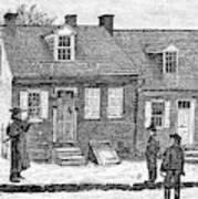 Lancaster, Pennsylvania Art Print