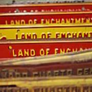 Land Of Enchantment Art Print