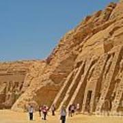 Land Of The Pharaohs Art Print