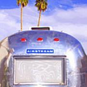 Land Yacht Palm Springs Art Print