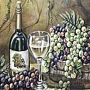 Landry Vineyards Art Print by Kimberly Blaylock