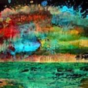 Landscape 120717-2 Art Print