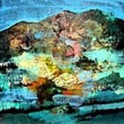 Landscape 120717-5 Art Print