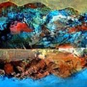 Landscape 121001-2 Art Print