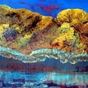 Landscape 130214-1 Art Print