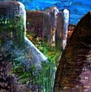 Landscape 130214-4 Art Print