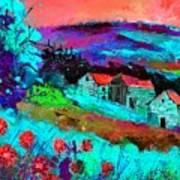 Landscape 69513061 Art Print