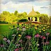 Landscape Artist Print by Carol Toepke