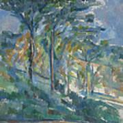Landscape, C.1900 Art Print
