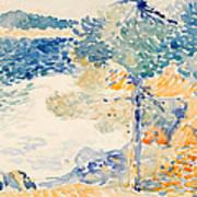 Landscape. Saint Clair Art Print