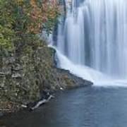 Lanesboro Dam 13 Art Print