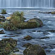 Lanesboro Dam 9 Art Print
