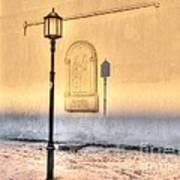 Lantern Day Art Print
