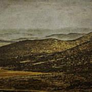 Las Colinas - The Hills Art Print