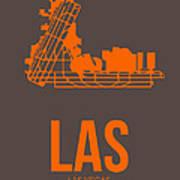 Las Las Vegas Airport Poster 1 Art Print